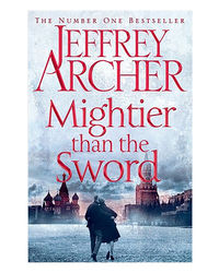 Mightier Than The Sword He Clifton Chronicles)