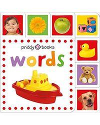 Mini Tab Books: Words