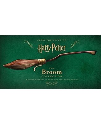 Harry Potter The Broom Collection And Other Artefacts From The Wizarding World