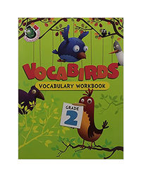 Vocabirds Vocabulary Work Book- 2