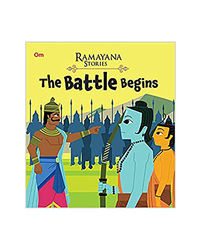 The Battle Begins: Ramayana Stories