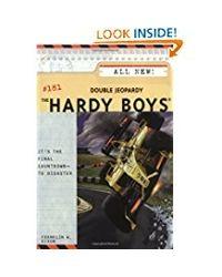 Double Jeopardy He Hardy Boys Book 181)