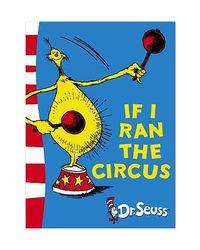 If I Ran The Circus: Yellow Back