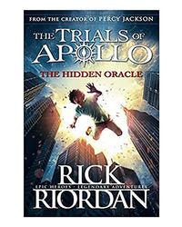 The Hidden Oracle He Trials Of Apollo Book 1)
