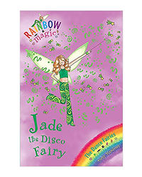 Rainbow Magic Jade The Disco Fairy