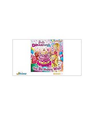 Barbie Dreamtopia The Birthday Wish