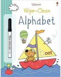 Wipe Clean Alphabet