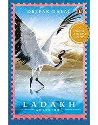 A Vikram- Aditya Story: Ladakh Adventure