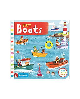 Busy Boats