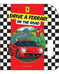 Drive A Ferrari On The Road: An Exciting Adventure In The Race Track