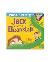 Pop- Up Fairytales: Jack And The Beanstalk