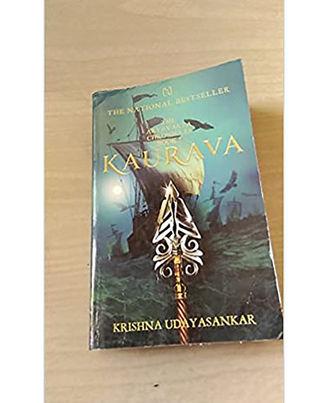 The Aryavarta Chronicles: Kaurava- Book 2
