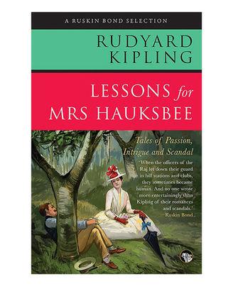 Lessons For Mrs Hauksbee