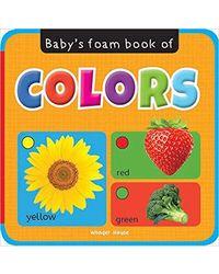 Babys Foam Book Of Colors