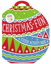 Christmas Fun (Sticker Activity Book)