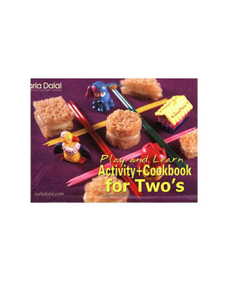 Cook Book For Two s