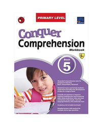 Sap Conquer Comprehension Workbook Primary Level 5