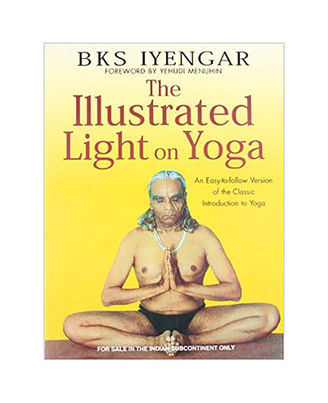 The Illustrated Light On Yoga