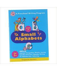 Preschool Writing Small Alphabet
