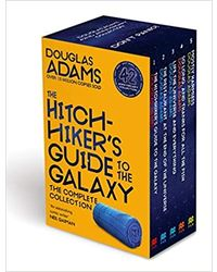 The Complete Hitchhiker's Guide To The Galaxy (Boxset)