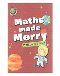 Maths Made Merry Workbook Grade- 3