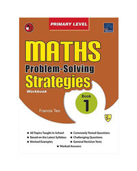 Sap Maths Problem Solving Strategies Workbook Primary Level 1
