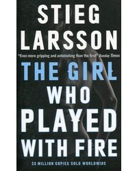 The Girl Who Played With Fire- Book 2