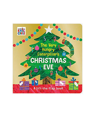 The Very Hungry Caterpillar s Christmas Eve