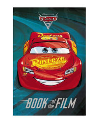 Disney Cars 3: Book Of The Film