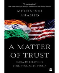 A Matter of Trust: India