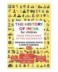 The History Of India For Children- Vol. 1