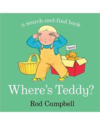 Where'S Teddy?