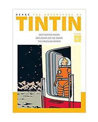 The Adventures Of Tintin Vol 6
