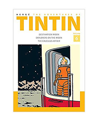 The Adventures Of Tintin Vol 6