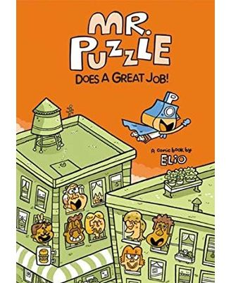 Mr. Puzzle: Does A Great Job