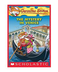 Geronimo Stilton: # 48 Mystery In Venice