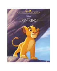 Disney The Lion King- Movie Story Book