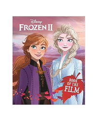 Disney Frozen 2: Book Of The Film (Book Of The Film Hb Disney)