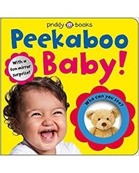 Baby Can Do: Peekaboo Baby: With A Fun Mirror Surprise
