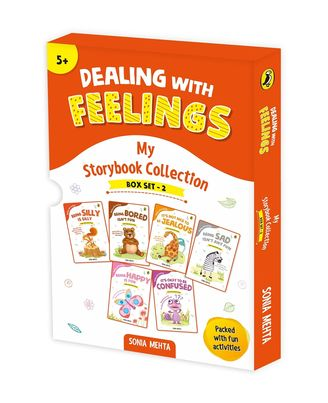 Dealing With Feelings: My Storybook Collection Box Set 2