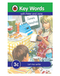 Key Words 3C: Let Me Write