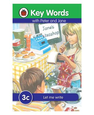 Key Words 3C: Let Me Write