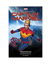 Captain Marvel: Liberation Run Prose Novel: 2 (Marvel Prose Novels)