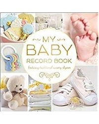 Baby Record Book Rework