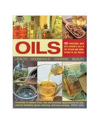 Oils: Health Household Cooking