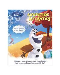 Disney Frozen Adventure Activities