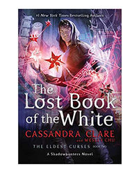 The Lost Book Of The White (Eldest Curses# 2)