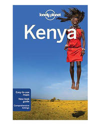 Lonely Planet Kenya (9 Edition)