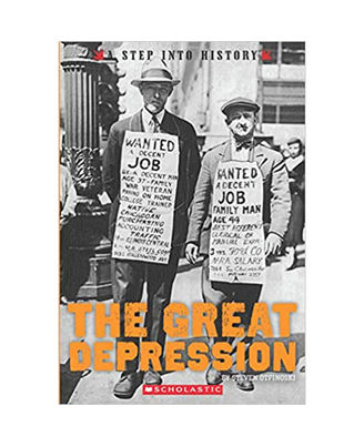 A Step Into History: The Great Depression