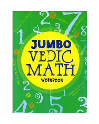 Jumbo Vedic Math Workbook